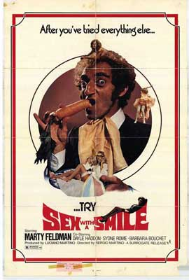 Sex with a Smile - 11 x 17 Movie Poster - Style A