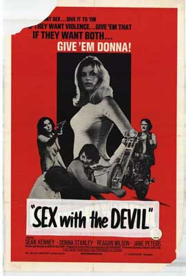 Sex With the Devil - 11 x 17 Movie Poster - Style A