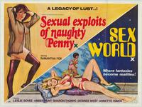 Sex World - 27 x 40 Movie Poster - Style A