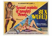 Sex World - 43 x 62 Movie Poster - Bus Shelter Style A