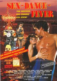 Sexdance Fever - 11 x 17 Movie Poster - German Style A