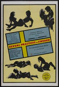 Sexual Practices in Sweden - 11 x 17 Movie Poster - Style A