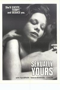 Sexually Yours - 27 x 40 Movie Poster - Style A