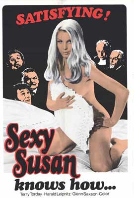Sexy Susan Knows How - 11 x 17 Movie Poster - Style A