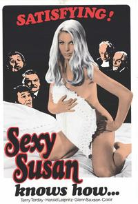 Sexy Susan Knows How - 27 x 40 Movie Poster - Style A