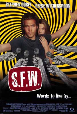 S.F.W. - 27 x 40 Movie Poster - Style A