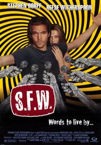 S.F.W. - 43 x 62 Movie Poster - Bus Shelter Style A