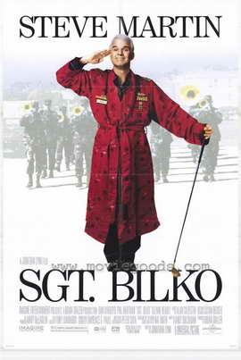 Sgt. Bilko - 27 x 40 Movie Poster - Style A