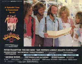 Sgt. Pepper's Lonely Hearts Club Band - 11 x 14 Movie Poster - Style B