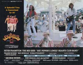 Sgt. Pepper's Lonely Hearts Club Band - 11 x 14 Movie Poster - Style C