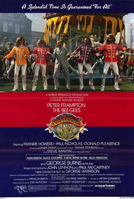 Sgt. Pepper's Lonely Hearts Club Band - 27 x 40 Movie Poster - Style A