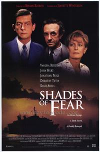 Shades of Fear - 11 x 17 Movie Poster - Style A