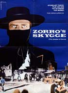Shades of Zorro - 27 x 40 Movie Poster - Danish Style A
