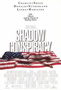 The Shadow Conspiracy - 27 x 40 Movie Poster - Style B