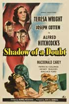 Shadow of a Doubt - 27 x 40 Movie Poster - Style D