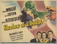 Shadow of a Doubt - 11 x 14 Movie Poster - Style A