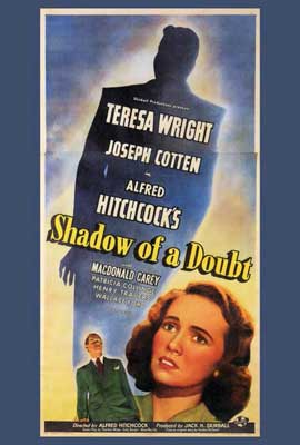 Shadow of a Doubt - 27 x 40 Movie Poster - Style A