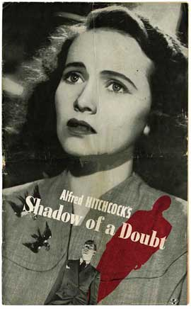 Shadow of a Doubt - 11 x 17 Movie Poster - Style H