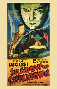 Shadow of Chinatown - 11 x 17 Movie Poster - Style C