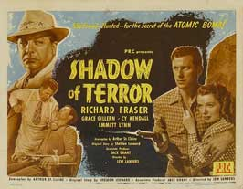 Shadow of Terror - 11 x 14 Movie Poster - Style A