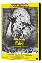 Shadow of the Hawk - 11 x 17 Movie Poster - Style A - Museum Wrapped Canvas