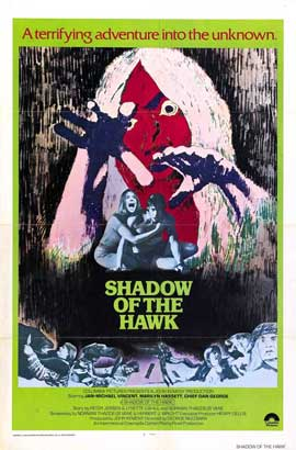 Shadow of the Hawk - 11 x 17 Movie Poster - Style C