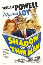 Shadow of the Thin Man - 27 x 40 Movie Poster - Style A