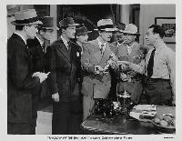 Shadow of the Thin Man - 8 x 10 B&W Photo #1