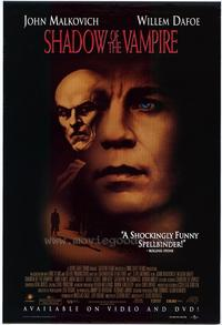 Shadow of the Vampire - 11 x 17 Movie Poster - Style B
