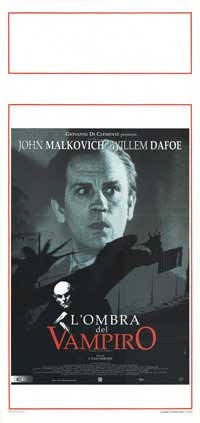 Shadow of the Vampire - 13 x 28 Movie Poster - Italian Style A