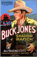 Shadow Ranch - 11 x 17 Movie Poster - Style D