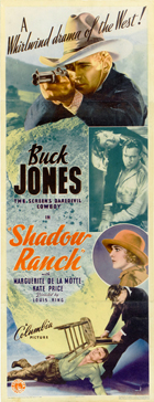 Shadow Ranch - 14 x 36 Movie Poster - Insert Style A