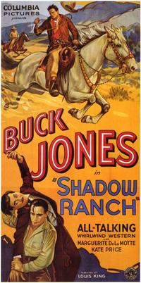 Shadow Ranch - 11 x 17 Movie Poster - Style B
