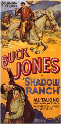Shadow Ranch - 27 x 40 Movie Poster - Style B