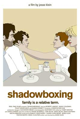 Shadowboxing - 43 x 62 Movie Poster - Bus Shelter Style A
