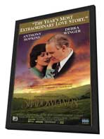 Shadowlands - 11 x 17 Movie Poster - Style A - in Deluxe Wood Frame