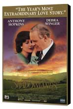 Shadowlands - 11 x 17 Movie Poster - Style A - Museum Wrapped Canvas
