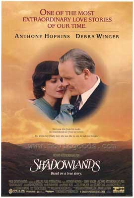 Shadowlands - 11 x 17 Movie Poster - Style B