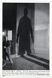 Shadows and Fog - 27 x 40 Movie Poster - Style A