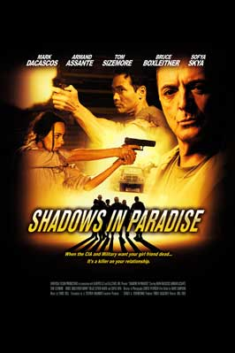 Shadows in Paradise - 27 x 40 Movie Poster - Style A