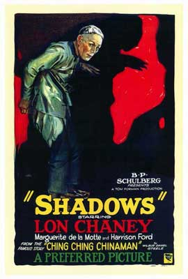 Shadows - 27 x 40 Movie Poster - Style A