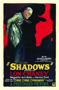 Shadows - 43 x 62 Movie Poster - Bus Shelter Style A