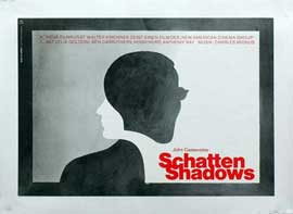 Shadows - 11 x 17 Movie Poster - German Style A
