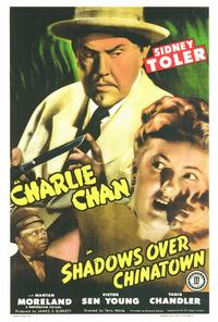 Shadows Over Chinatown - 27 x 40 Movie Poster - Style A