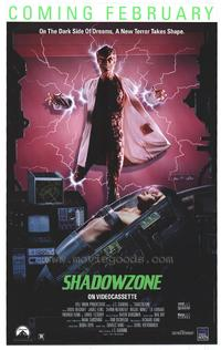 Shadowzone - 11 x 17 Movie Poster - Style A