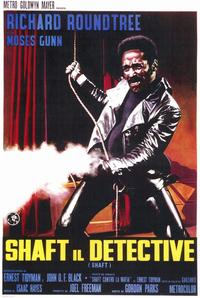 Shaft - 11 x 17 Poster - Foreign - Style A