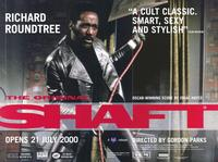 Shaft - 11 x 17 Movie Poster - Style B