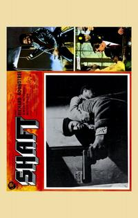 Shaft - 11 x 17 Poster - Foreign - Style B