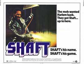 Shaft - 11 x 14 Movie Poster - Style A
