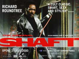 Shaft - 30 x 40 Movie Poster UK - Style A